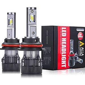 Alla Lighting S-HCR 9007 LED Headlight Bulbs