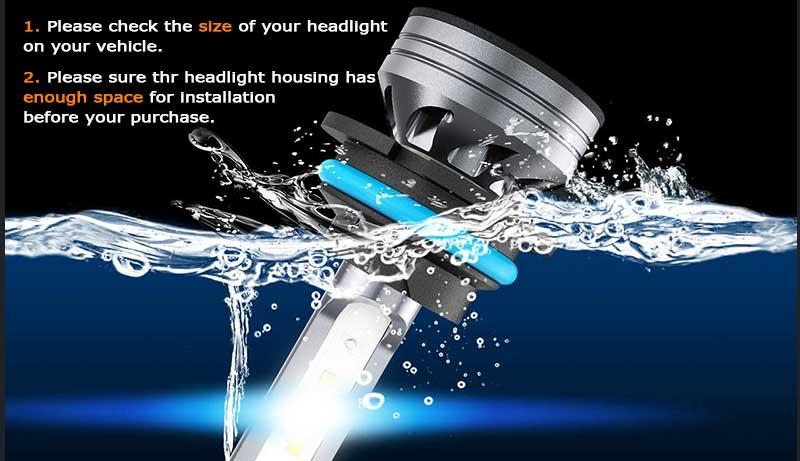 Best 9007 Headlight Bulb