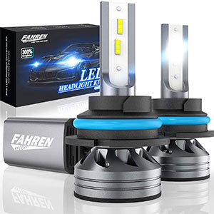 Fahren 9007/HB5 60W LED Headlight Bulbs