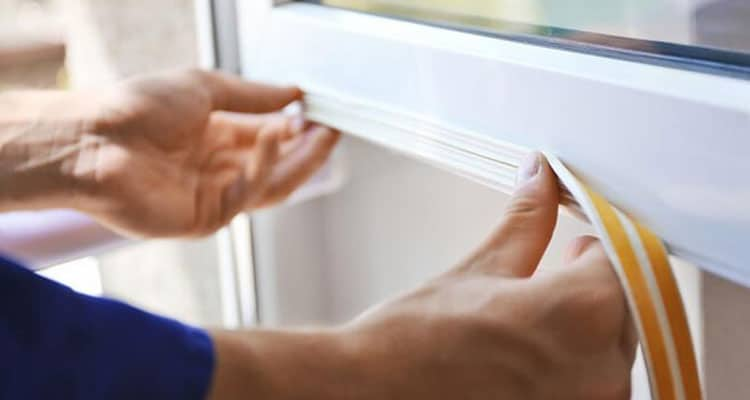 Best weather stripping for old doors