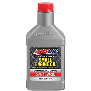 Amsoil 10W-30 Synthetic Oil for small Engines