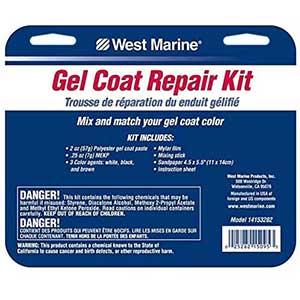 West Marine - Gelcoat Repair Kit
