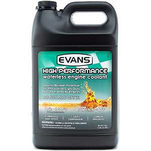 EVANS Coolant for Aluminum Radiator | Waterless | Resist Rust