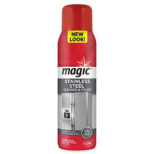 Magic Cleaner for Stainless Steel Grill | Aerosol | Versatile
