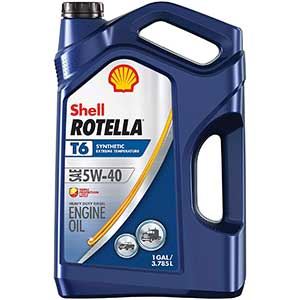 Shell Rotella Oil for Turbo Cars | Synthetic | Heavy Duty Oil