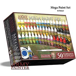 The Army Miniature/ Model Paints for Hand Brushing | Reliable Quality