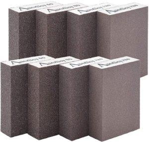 Aurellcy Sandpaper for Drywall Sanding Sponge Washable
